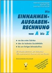 Die EINNAHMEN-AUSGABEN-RECHNUNG von A bis Z