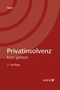 Privatinsolvenz – kurz gefasst