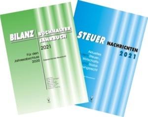 SERIEN-PAKET: Bilanzbuchhalter Jahrbuch 2021 + Steuer Nachrichten 2021